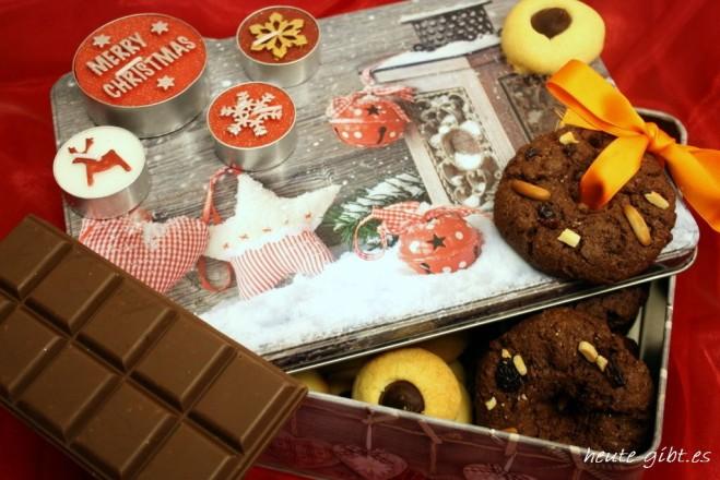 Gewinn des Adventskalenders Foodblogs für Leser