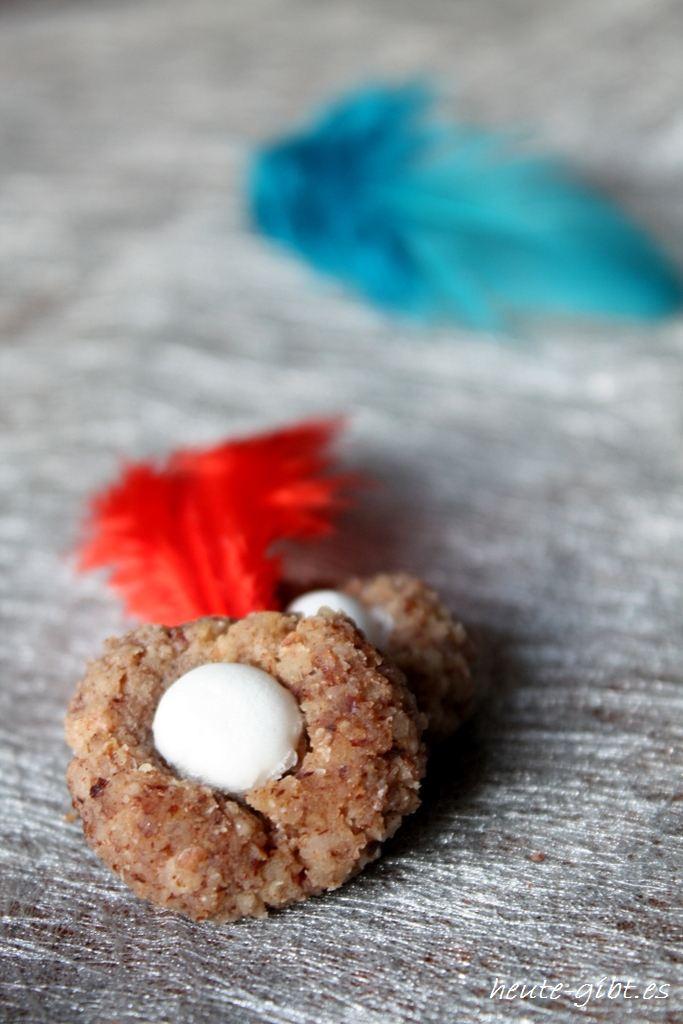 Nussige Kekse