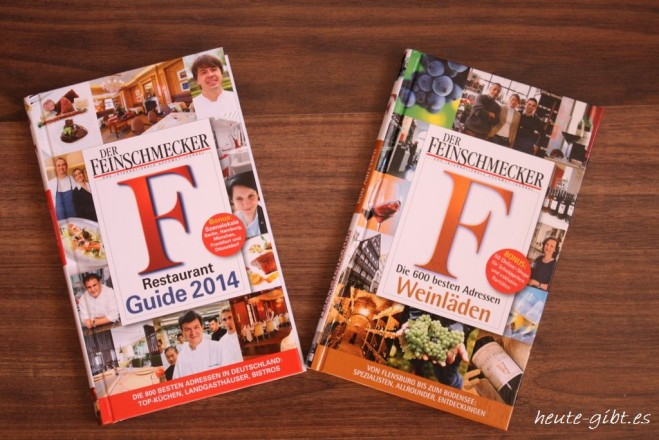 Feinschmecker Guide 2014