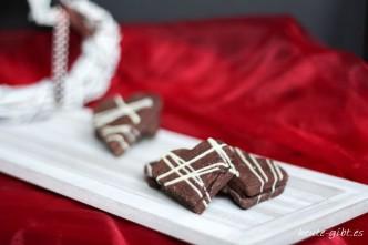 Schokoladen-Herzen