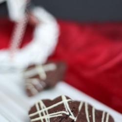 Schokoladige Herzen