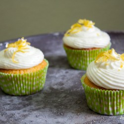 dolcetti lemony con topping al limone