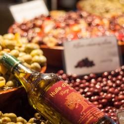 selezione di oliva da Italia