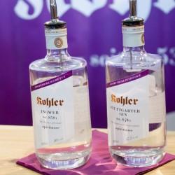 Distillery Kohler from Stuttgart