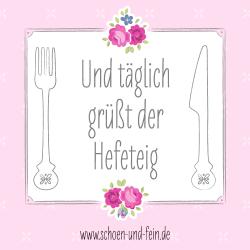 """Blogevent bei """"Schön und fein"""""""