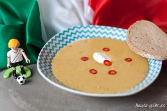 Mexikanische Maissuppe
