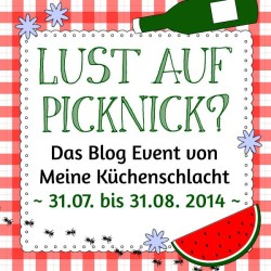 "Blogevent ""Lust auf Picknick?"""