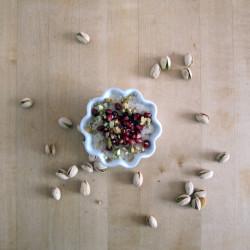 Orientalischer Pudding