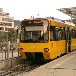 Zahnradbahn Stuttgart
