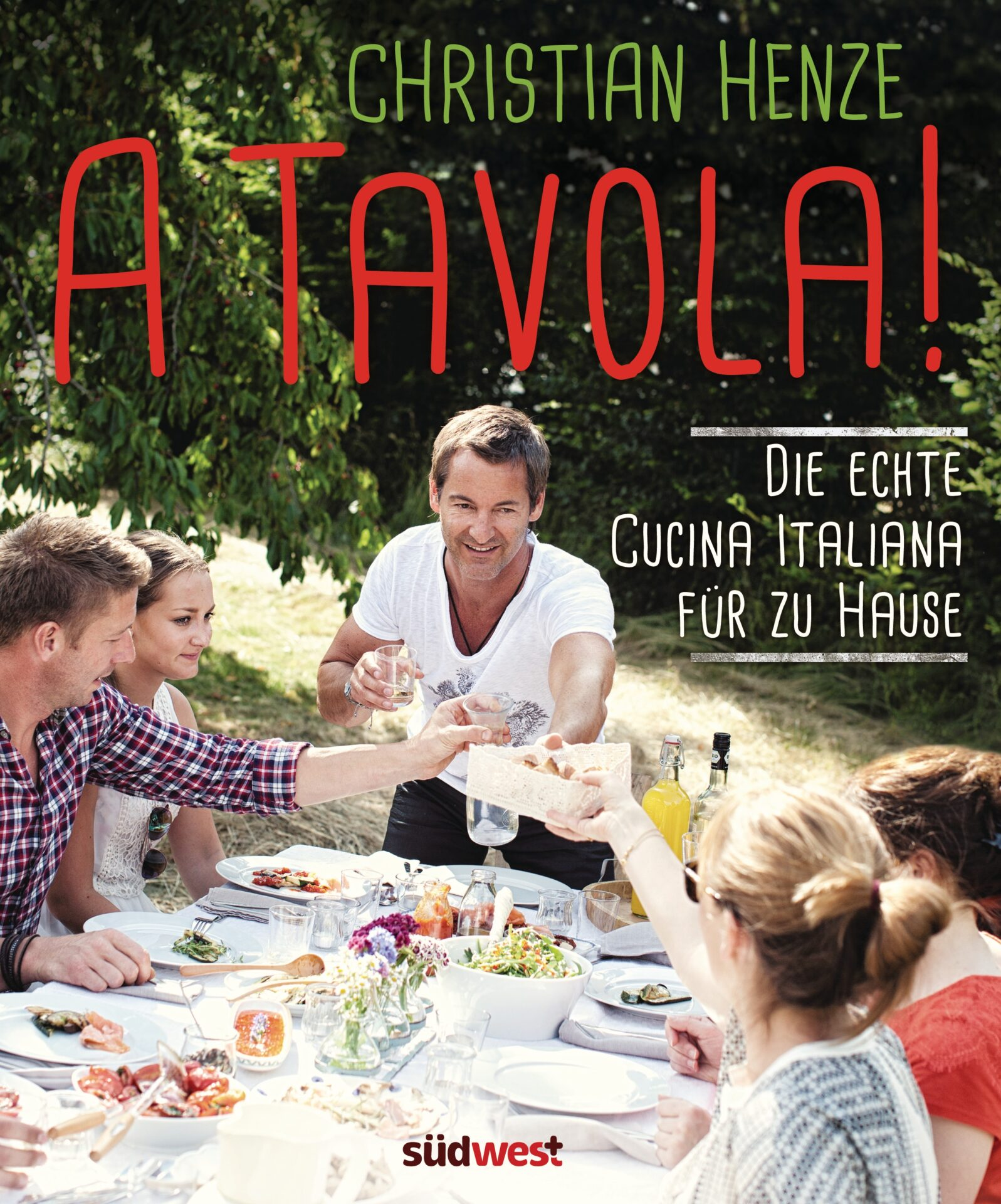 A Tavola! The real Cucina Italiana for the home of Christian Henze