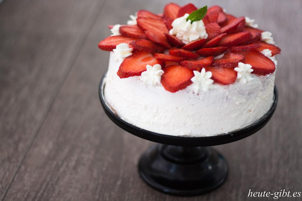 Erdbeer-Mascarpone-Törtchen
