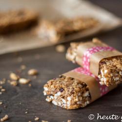 Schoko-Granola Bars