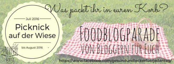 Foodblogparade Picknick