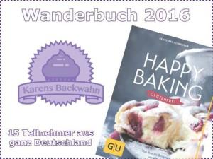"Wanderbuchaktion ""Happy Baking glutenfrei"""