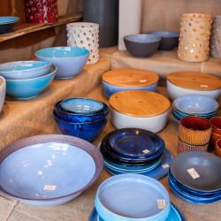 Ceramic tableware Mittelalter_Esslingen