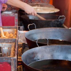 Medieval kitchen Orient