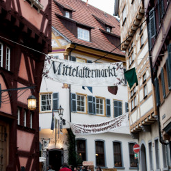 Renaissance Faire Esslingen old town