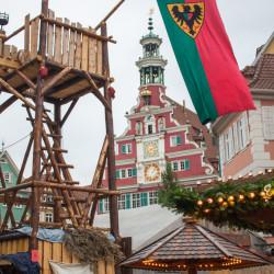 Renaissance Faire Esslingen Town Hall