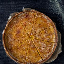 in particolare, squash, crostata, creme brulee, autunno, vaniglia
