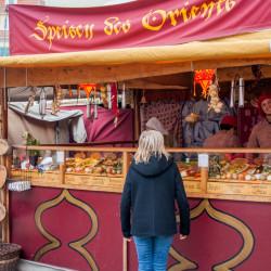 Renaissance Faire Esslingen food Orient