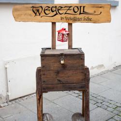 Wegzoll medieval Esslingen