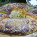 Bolo Rei - Portugiesischer Königskuchen
