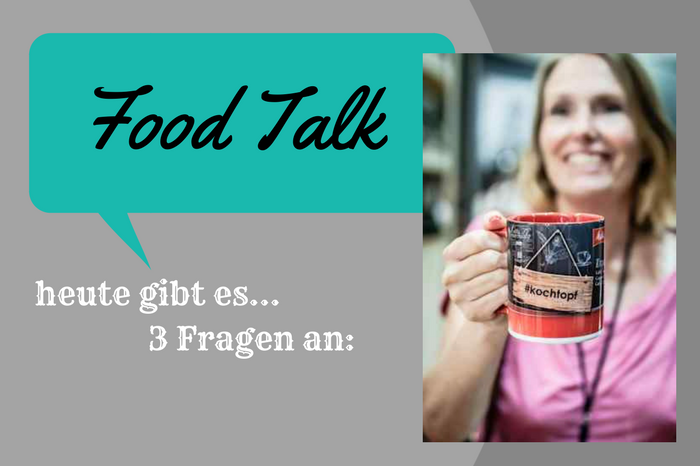"Food Talk ""kochtopf"""