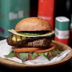 Burger - stile italo