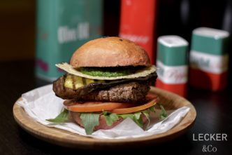 Burger - italo style