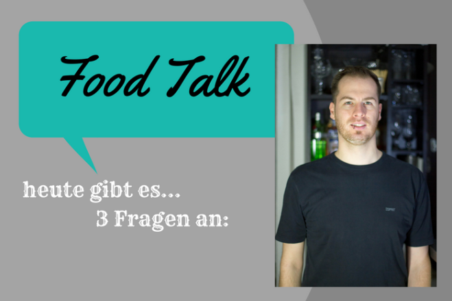 "Food Talk ""In die Küche. Fertig, los!"""