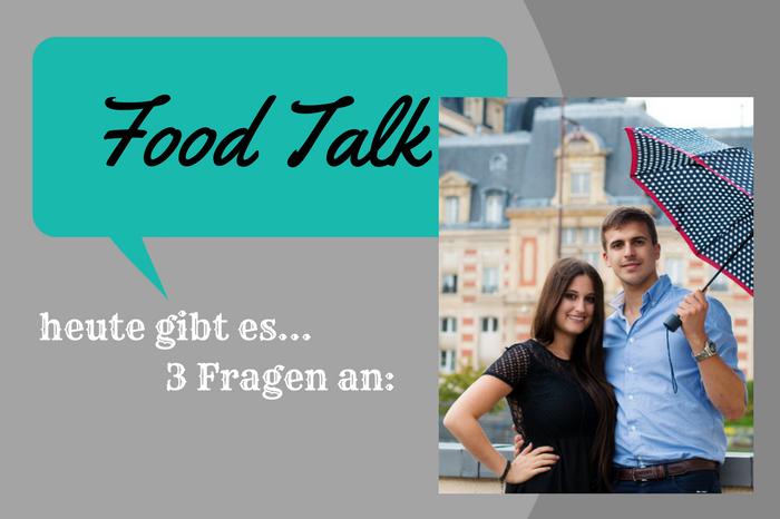 """Food Talk """"Recipes & more"""""""