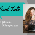 "Food Talk ""Ina is(s)t"""