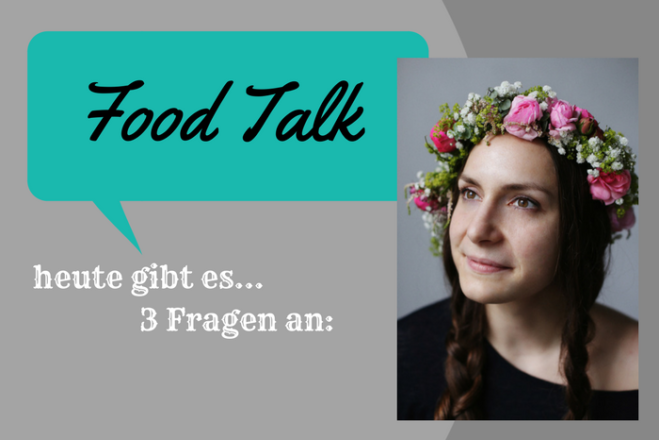 "Food Talk ""Madame Dessert"""
