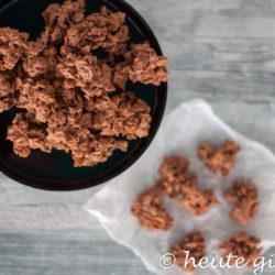 Crossies cioccolato fatti in casa