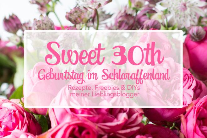 Madame Dessert Geburtstag Blogevent