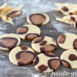 Leoparden Kekse - Zubereitung Schritt 6