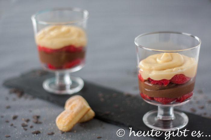 Zuppa inglese - klassisches italienisches Dessert