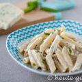 Pasta mit Gorgonzolasoße - schnelles Rezept für Nudeln