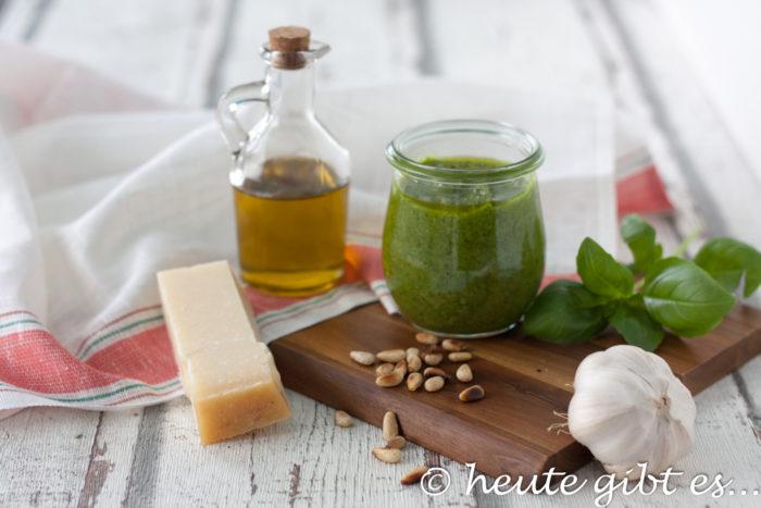 Rezept Pesto genovese und Tipps für das perfekte Pesto