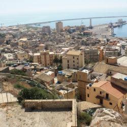 Licata - Stadt auf Sizilien