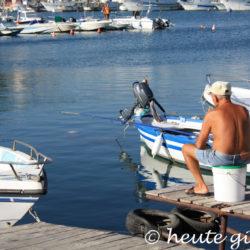 Hafen in Licata - Sizilien
