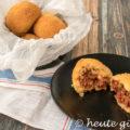Arancini al ragù - das Rezept für gefüllte Reisbällchen aus Sizilien