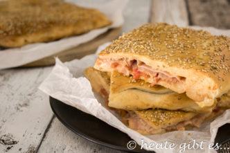 Die Mattonella palermitana ist in Street Food der italienischen Küche. Das Rezept ist ideal für Feiern und Feste.