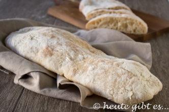 Ciabatta - der italienische Brotklassiker