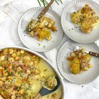 Rezept schwedische Kartoffeln