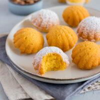 Karotten-Möhren-Mandel-Kuchen